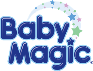 Baby Magic Logo Vector