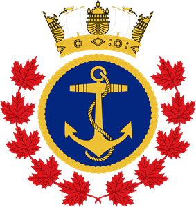 Badge of the Royal Canadian Sea Cadets Logo Vector