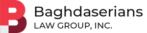 Baghdaserians Law Group Logo Vector