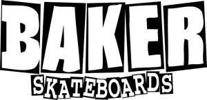 Baker Skateboards Logo Vector