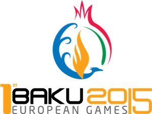 Baku 2015 First European Games Logo Vector