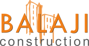 Balaji Construction Logo Vector