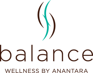 Balance Wellness by Anantara Logo Vector