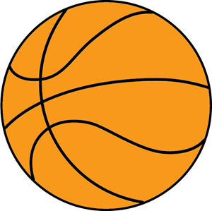 BALL FOR BASKETBALL Logo Vector
