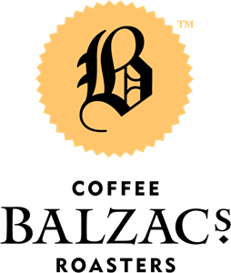 Balzac's Coffee Roasters Logo Vector