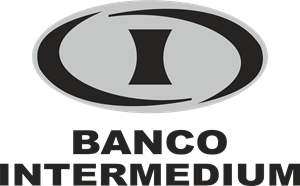 Banco Intermedium Logo Vector