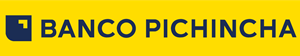 Banco Pichincha Nuevo Alternativo Horizontal Logo Vector