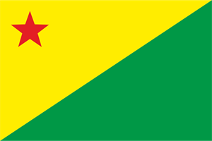 Bandeira do Acre Logo Vector