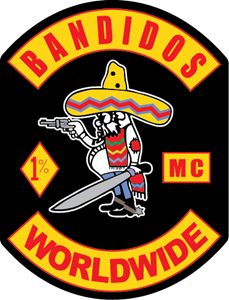 Bandidos Worldwide Logo Vector