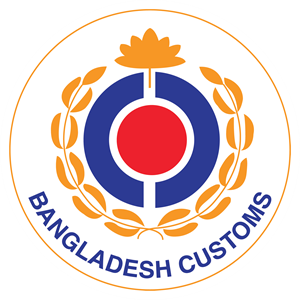 Bangladesh Customs Logo Vector