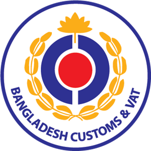 Bangladesh Customs & VAT Logo Vector