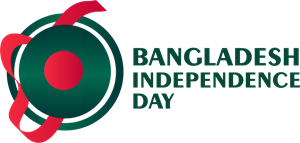 Bangladesh independence day Logo Vector