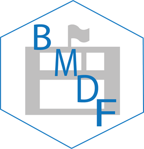 Bangladesh Municipal Development Fund (BMDF) Logo Vector