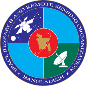 Bangladesh Space Research and Remote Sensing Organ Logo Vector