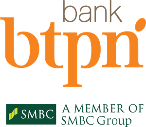 Bank Btpn - SMBC Logo Vector