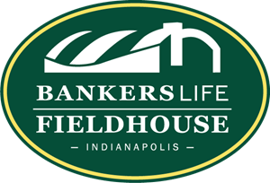 Bankers Life Fieldhouse Logo Vector