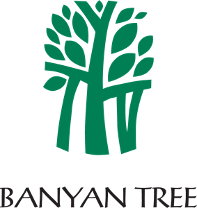 Banyan Tree Logo Vector