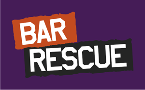 Bar Rescue Logo Vector
