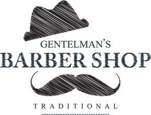Barber Shop Logo Vector