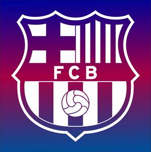 barcelona logo vectors free download