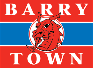 Barry Town FC Logo Vector