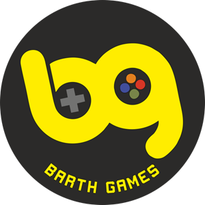 Barth Games Logo Vector