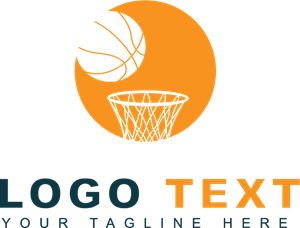Basketball club Logo Vector