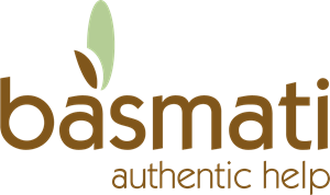 basmati - authentic help Logo Vector