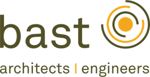 BAST architects & engineers Logo Vector