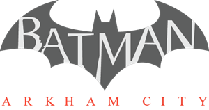 Batman Arkham City Logo Vector