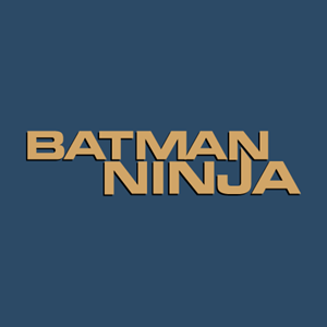 Batman Ninja Logo Vector
