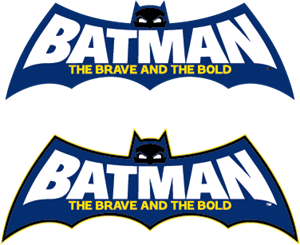 BATMAN - The Brave And The Bold Logo Vector