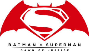 Batman v Superman Logo Vector