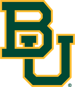 Baylor University Athletics Logo Vector