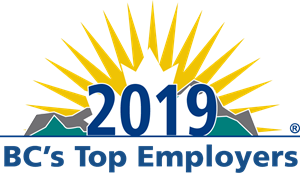 BC's Top Employers 2019 Logo Vector