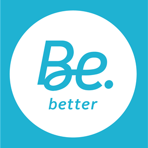 Be.better Blood Pressure Monitor Logo Vector