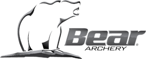Bear Archery Logo Vector
