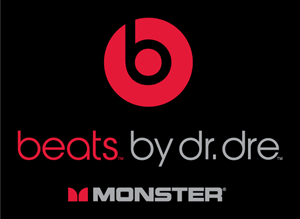 Beats by Dr. Dre Logo Vector