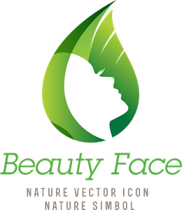 Beauty Face Logo Vector
