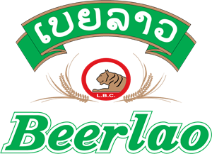 Beer Lao Logo Vector