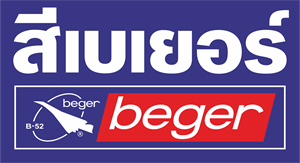 BEGER PAINT Logo Vector