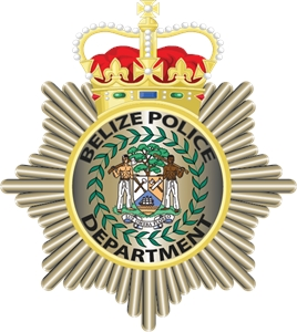 Belize Police Department Logo Vector