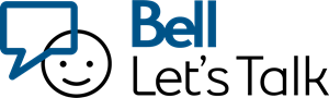 Bell Let's Talk Logo Vector