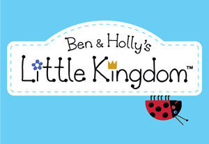Ben & Holly's Little Kingdom Logo Vector