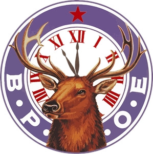 Benevolent and Protective Order of Elks Logo Vector
