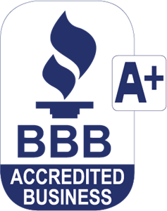 Better Business Bureau A+ Logo Vector