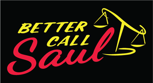 Better Call Saul Logo Vector