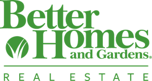 Better Homes and Gardens Real Estate Logo Vector