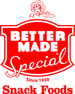 Better Made Snack Food Logo Vector