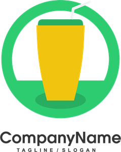 Beverage Logo Vector